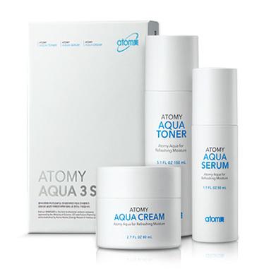 Atomy S Aqua 3 Set Atomysmart