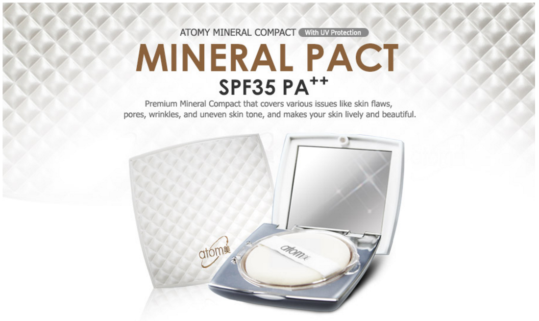 Atomy Mineral Compact Atomysmart